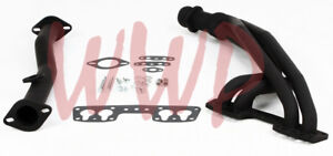 Performance Exhaust Header System For 90 95 Toyota Pickup 4 Runner 2 4l 22re 4wd