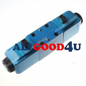 New Hydraulic Solenoid Directional Valve 25 104700 For Jcb 3cx 12v