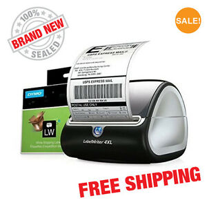 Dymo Labelwriter 4xl Thermal Label Printer 1755120 Free Shipping New