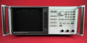 Hp agilent Network Analyser 8757a