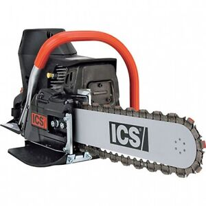 Ics 14 680gc Gas Diamond Chain Saw Package Includes Guidebar Chain