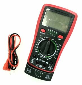 Hy4300 Digital Multimeter Cable Tester Hy4300