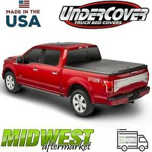 Undercover Se Hard Shell Tonneau Cover Fits 2007 2013 Chevy Silverado 1500 5 8