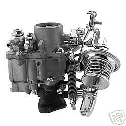 Nissan Forklift Gas Carburetor parts 06 Z24 Engine H02