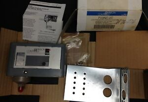 Johnson Controls Low Pressure Cutout Control P29nc 2c