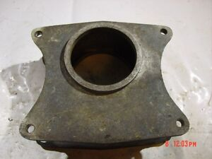 5359656 Jeep J10 Cherokee T176 Front Spacer Adapter Bell Housing V8