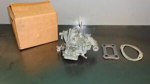 Reman Holley 5210 2 Barrel Carburetor 7532 1977 Chevy Vega Monza Olds Starfire