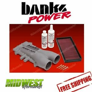 Banks Power Ram Air Intake System For 1987 1998 Ford 460 Truck 7 5l Efi