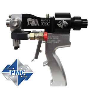Pmc Ap 2 Plural component Spray Gun Spray Foam Polyurea