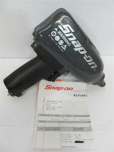 Snap On Tools Mg725gmg 1 2 Drive Hd Air Impact Wrench Factory Refurbished