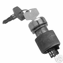 Nissan Forklift Ignition Switch Parts h00 4 Terminal