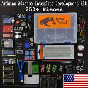 Advanced Arduino Digital Interface Kit Funduino Sensors Ttl Breadboard Shields