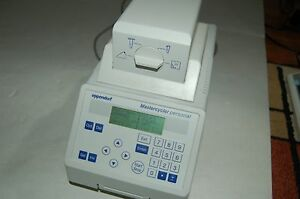 Eppendorf Personal Gradient Mastercycler Master Pcr Cycler 5332