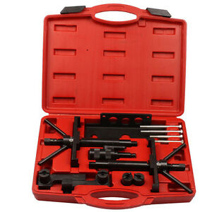 Timing Locking Tool Set For Volvo Crankshaft Camshaft Cam Engine Alignment New