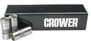 Crower Hydraulic Lifters Chevy Set Of 16 0 842 Inch 66000 16