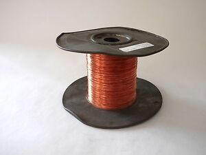 23 Awg Solid Non coated Copper Wire 7500 Ft