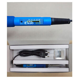 Soldering Iron Exso 25w 110v 220v Ef 25 Made In Korea Temp Controlled Soldering