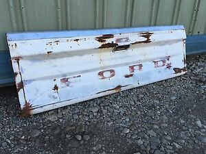 73 74 75 76 77 78 79 Ford Complete Tailgate Tail Gate F150 F250 F350