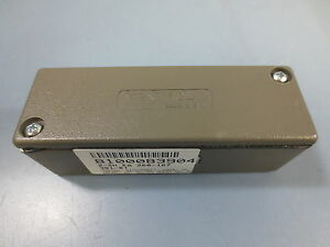 1 New Sentrol 381 bt Disconnect Door Switch 48v Ac dc