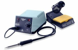 Weller Wes51 50 Watt Adjustable Temperature Soldering Iron Station