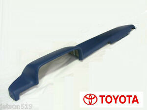 Toyota Pickup Truck Blue Dash Pad 55401 89107 04 Oem New