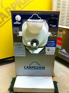 New Carpigiani Lb100 Batch Freezer Gelato Ice Cream Restaurant 5 Year Warranty