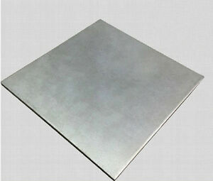 High Pure 99 96 Titanium Ti Titan Plate Sheet 2mm X 200 X 200 Mm eyr Gy