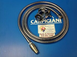 Carpigiani Parts Coldelite Compacta Batch Freezer Complete Wash Hose Assembly