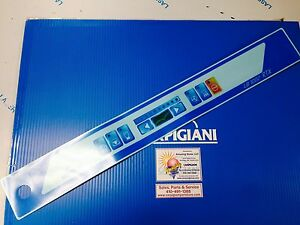 Carpigiani Parts Batch Freezer Gelato Ice Cream Touch Panel Decal Lb 1002 Rtx