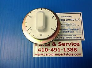 Carpigiani Parts Coldelite Batch Freezer Gelato Icecream Lb 100b Timer With Knob