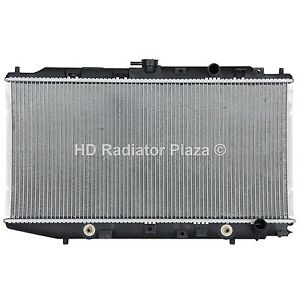 Radiator Replacement For 88 91 Honda Civic Crx 1 5l 1 6l 2dr 3dr 4dr 5dr New