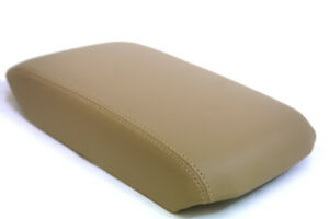 Center Console Armrest Leather Synthetic Cover For Toyota 4runner 10 19 Beige
