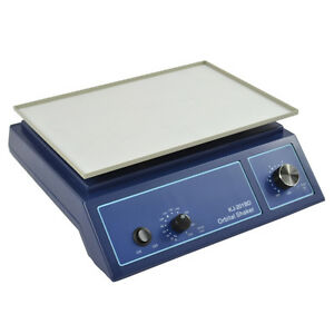 Top Adjustable Variable Speed Oscillator Orbital Rotator Shaker Lab Destaining
