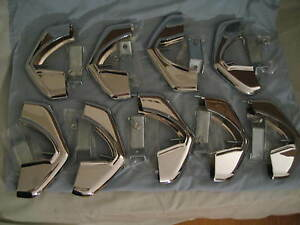 1954 Chevy Grille Teeth New Manufacturer Set Of 9 Grille Teeth Bayestimate