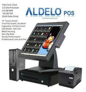 Aldelo Pos Pro Complete Hardware And Software All Restaurants 5 Years Warranty