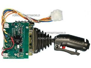 Upright Aerial Manlift Controller Joystick Sl30 Rt Ms4