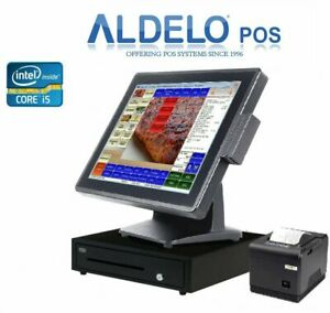 Aldelo Pos Pro Software 99 Monthly Windows 10 Aio Hardware New