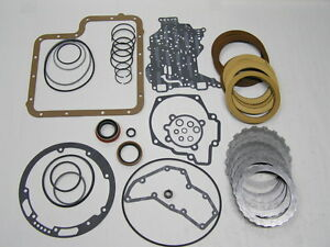 Ford C6 Automatic Transmission Deluxe Rebuild Kit 1973 1976
