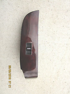 01 03 Oldsmobile Aurora Passenger Side Right Side Power Window Switch Oem