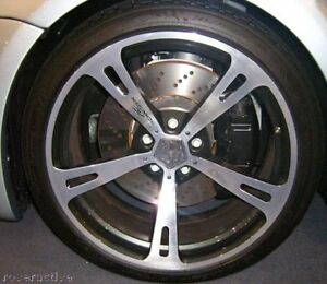 Bmw E60 M5 E63 E64 M6 2006 2011 Ac Schnitzer Brand Oem Type V 20 Wheel Set New