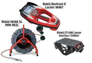 Ridgid 200 Mini Reel 48488 Navitrack Ii Locator 96967 Lt1000 35983