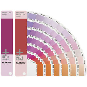 Pantone Metallic Guide Set gp1507 brand New Edu