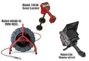Ridgid 200 Mini Reel 48488 Navitrack Scout Locator 19238 Cs6 45143