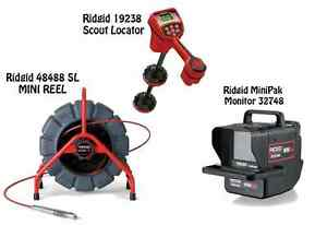 Ridgid 200 Mini Reel 48488 Navitrack Scout Locator 19238 Minipak 32748