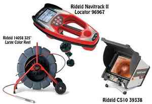 Ridgid 325 Color Reel 14058 Navitrack Ii Locator 96967 Cs10 39338