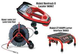 Ridgid 325 Color Reel 14058 Navitrack Ii Locator 96967 Lt1000m 36663