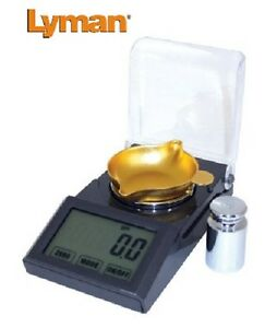 Lyman Micro-Touch 1500 Electronic Reloading Scale 110 Volt 7750700  New!