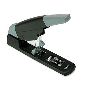 Swingline High capacity Heavy duty Stapler 210 sheet Capacity Black gray 90002