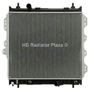 Radiator Replacement For 03 09 Chrylser Pt Cruiser 2 4l L4 4 Cylinder Turbo Only