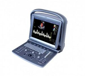 Deal Chison Eco5 Color Doppler Ultrasound Machine With One Probe Warranty